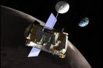 Rappresentazione artistica della sonda Lro della Nasa (fonte: NASA, Goddard)