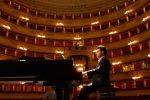 Il pianista di fama internazionale Roberto Giordano