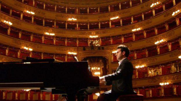 mileto, pianista, roberto giordano, roberto giordano, Catanzaro, Calabria, Cultura