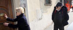 Tiziano Renzi e la moglie Laura Bovoli