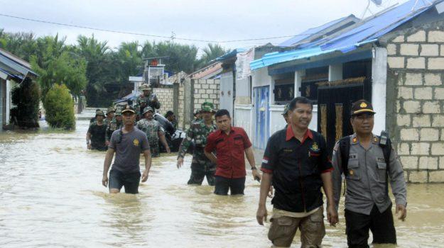 alluvione, indonesia, terremoti, Sicilia, Mondo
