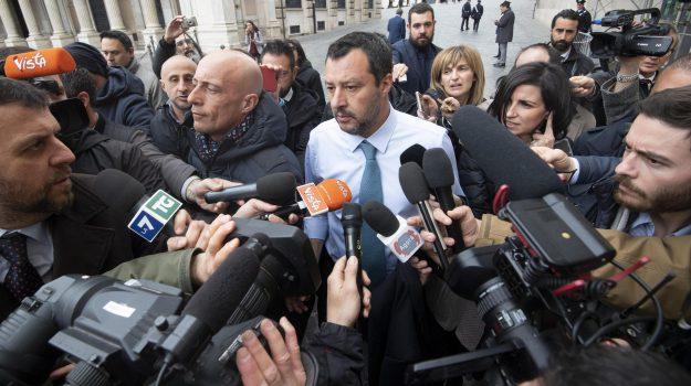 governo, mafia, mistretta, provincia di messina, Matteo Salvini, Messina, Sicilia, Cronaca