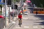 Giro di Sicilia di ciclismo, cambia la viabilità a Messina