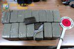 Oltre 15 chili di hashish nascosti dentro un tir a Tremestieri, arrestato un uomo di Ragusa