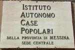 "Messina, il presidente Amam: ""L'Iacp ci deve 13 milioni"""