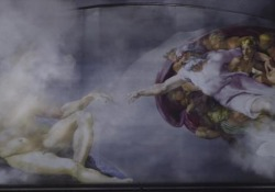 Il Giudizio Universale, che spettacolo! Lo show che svela ai ragazzi i segreti della Cappella Sistina di Michelangelo - Corriere TV