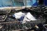 Incendio alla tendopoli di San Ferdinando, perizia tecnica per accertare le cause