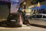 Incidente a Catanzaro, scontro tra due auto a Lido: quattro feriti lievi