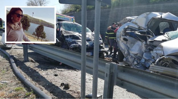 incidente crotone, incidente mortale, Marianna Origlia, Catanzaro, Calabria, Cronaca