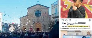 Roggiano Gravina, migliaia di persone per l'ultimo saluto a Francesco Pio