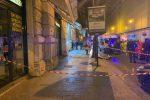 L'uomo di Palermo travolto e ucciso da un'auto che poi si è data alla fuga - Il video dei soccorsi