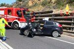 Incidente presso lo svincolo di Soverato, coinvolte due auto: un ferito
