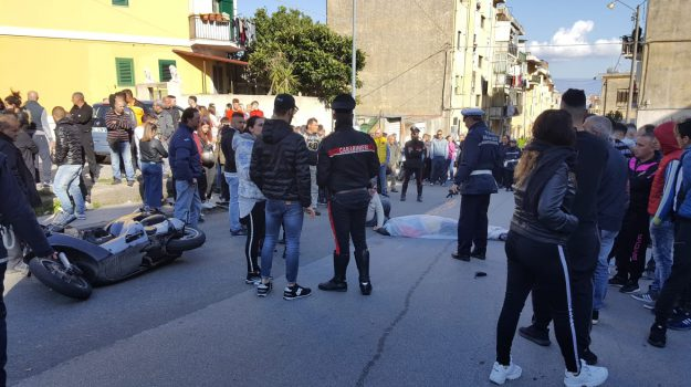 incidente messina, motociclista morto, villaggio aldisio, Messina, Sicilia, Cronaca