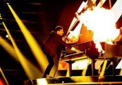 Italia's Got Talent, trionfa il piano «incendiario» di Antonio Sorgentone L'eclettico pianista entusiasma la platea