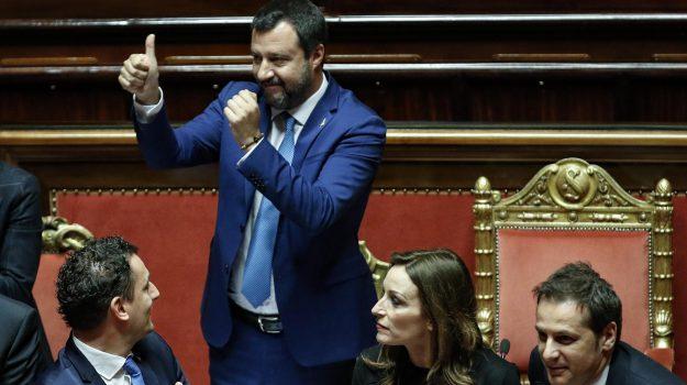 disegno di legge, legittima difesa, Giulia Bongiorno, Matteo Salvini, Sicilia, Politica