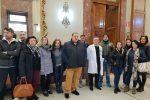 """Messina Social City, a Palazzo Zanca il sit-in dei lavoratori esclusi: """"È un'ingiustizia"""""""