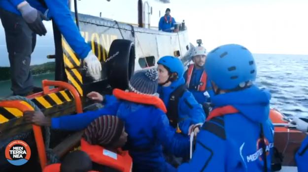 lampedusa, migranti, nave mare jonio, ong mediterranea, Luigi Di Maio, Matteo Salvini, Totò Martello, Sicilia, Cronaca