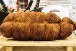 'Nduja da record a Crotone: un salame da otto chili al Magna Grecia Lifestyle