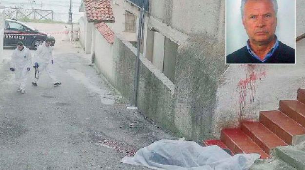 omicidio isola capo rizzuto, Giuseppe Caterisano, Catanzaro, Calabria, Cronaca