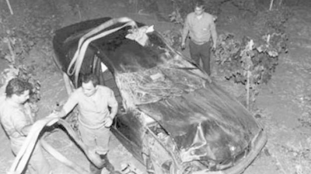 23 maggio 1992, antimafia, giovanni falcone, strage di capaci, Antonino Scopelliti, Giovanni Falcone, Paolo Borsellino, Calabria, Cronaca