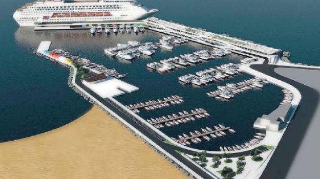 fondo di investimento arabo, giardini naxos, porto turistico, sceicchi, tecnis, nello lo turco, Saverio Ruperto, Messina, Sicilia, Economia