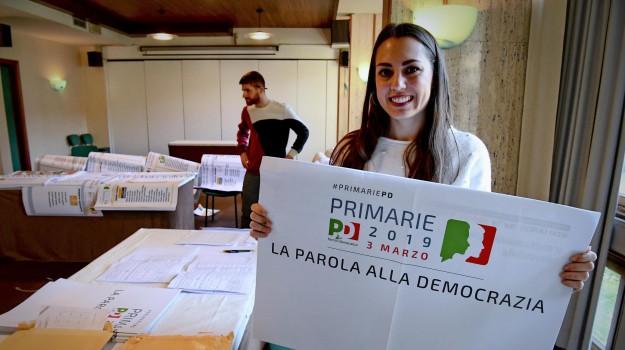 pd, primarie, Maurizio Martina, Nicola Zingaretti, roberto giachetti, Sicilia, Politica