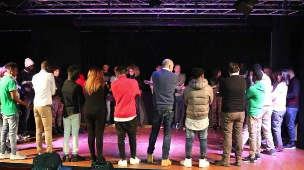 l'arte di conoscersi in cantiere, mendicino, teatro, Cosenza, Calabria, Cultura