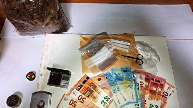 27enne messinese, arrestato, spaccio, gaetano cappuccio, Messina, Sicilia, Cronaca