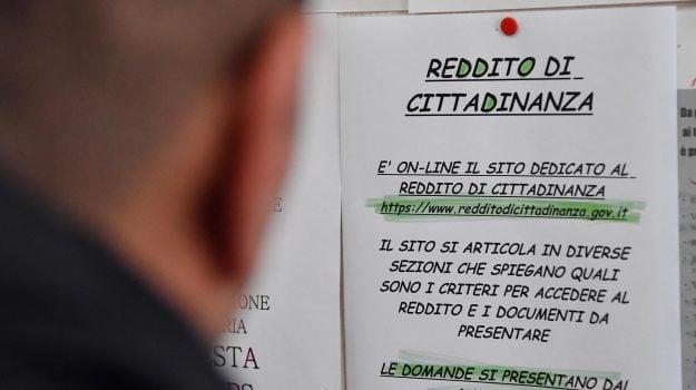 lavoro, navigator, reddito di cittadinanza, Sicilia, Economia