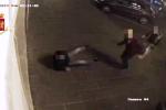 Movida violenta a Lamezia, risse nella notte davanti ai locali - Video