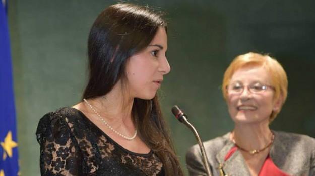 Movimento Nazionale per la Sovranità, Roberta Bentivoglio, Catanzaro, Calabria, Politica