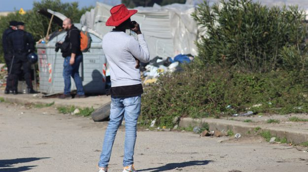 baraccopoli, migranti, san ferdinando, Reggio, Calabria, Cronaca