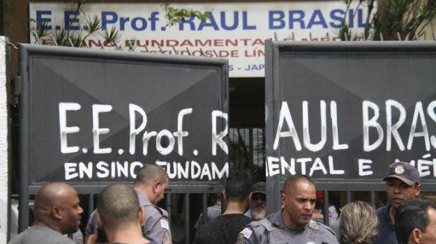 6 morti, brasile san paolo, sparatoria a scuola, Sicilia, Mondo