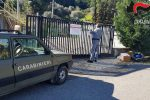 Controlli sui rifiuti, sequestrati due centri di raccolta a Francavilla Marittima e Montegiordano