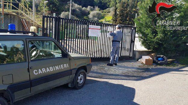 ambiente, carabinieri, francavilla marittima, montegiordano, provincia di cosenza, Cosenza, Calabria, Cronaca