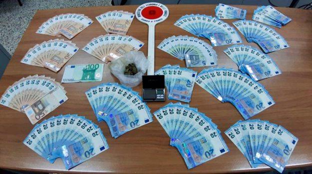 arresto, soldi falsi, soriano calabro, Reggio, Calabria, Cronaca
