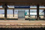 Clochard ucciso da un treno alla Stazione centrale di Reggio Calabria