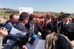 Ferrovie, via al raddoppio della linea Catania-Palermo: Toninelli inaugura i lavori - Foto