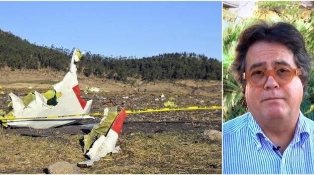 aereo caduto, etiopia, Sebastiano Tusa, Sicilia, Mondo