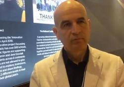 Un prof italiano tra i 50 migliori del mondo: Giuseppe Paschetto a Dubai con i suoi progetti sull'educazione ambientale Professore di matematica e scienze a Mosso, in provincia di Biella - Corriere Tv