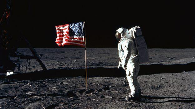 marte, sbarco sulla Luna, spazio, Donald Trump, Sicilia, Mondo