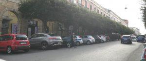 Viale Regina Margherita, la strada in cui è avvenuto l'omicidio