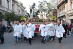 Messina, si ripete il rito delle Barette: in migliaia al seguito della processione - Foto