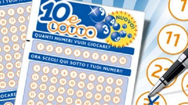 10elotto, lotto, numeri vincenti, superenalotto, Sicilia, Società