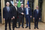 Def: Ue, Bruxelles valuta target bilancio in tarda primavera