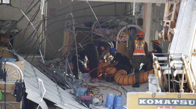16 morti, 3, magnitudo 6, nuova scossa di terremoto, terremoto filippine, Sicilia, Mondo