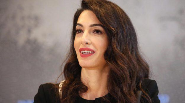 gran bretagna, libertà di stampa, londra, Amal Clooney, Sicilia, Mondo