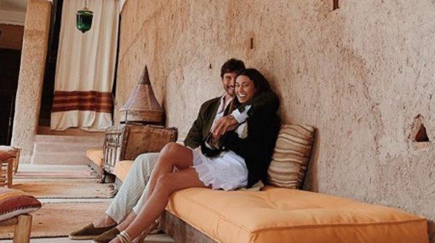 marocco, Belen Rodriguez, Stefano De Martino, Sicilia, Società
