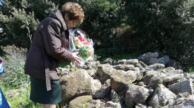 findanzato ucciso, piraino, sardegna, Basilia Scaffidi Lallaro, Carmelo Natoli Scialli, Messina, Sicilia, Cronaca