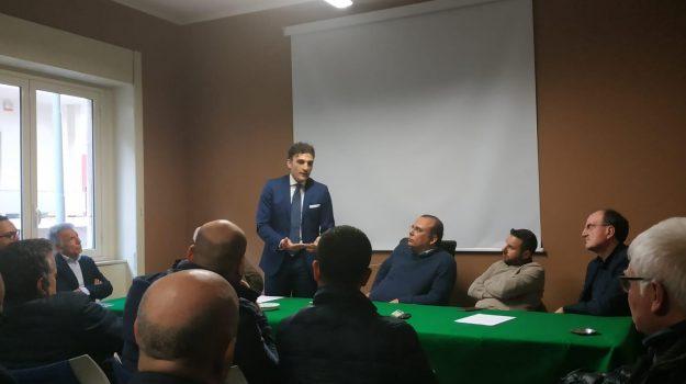 pd, sicilia futura, Beppe Picciolo, Cateno De Luca, Dafne Musolino, Edy Tamaio, Nello Musumeci, Nicola D'Agostino, Messina, Sicilia, Politica